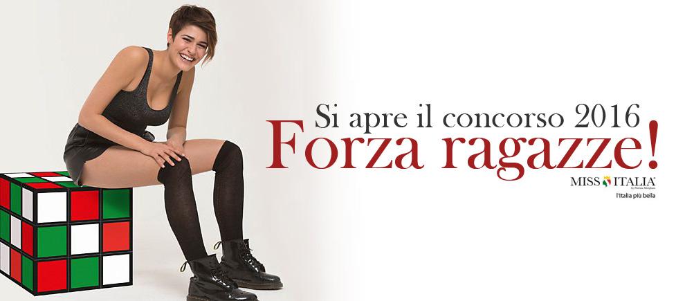 Miss Italia, si apre il concorso 2016