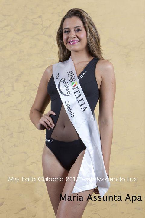 Dopo l'esperienza di Miss Italia allo show di Paolo Bonolis