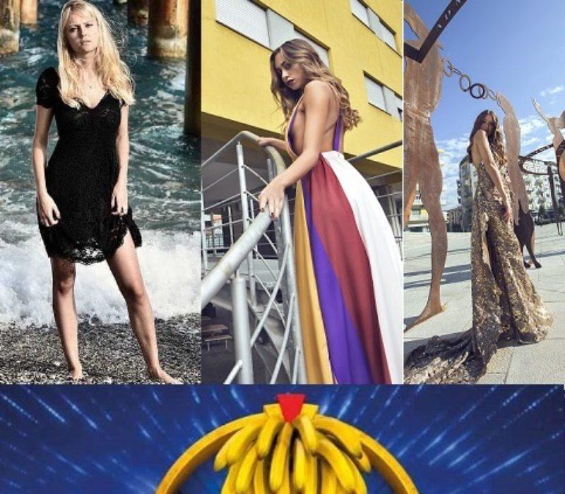 """Debutto delle nostre Modelle nel Programma Televisivo """"CiaoDarwin"""" di Canale 5"""